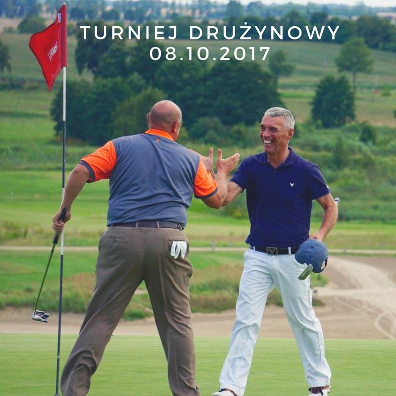 Turniej Klubowy Drużynowy Greensome + zakończenie Ligi Golfa 2017