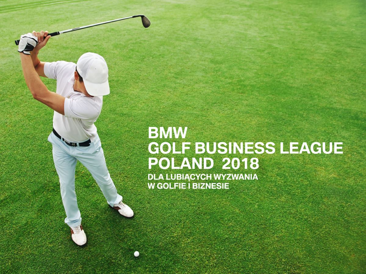 BMW Golf Business League 2018