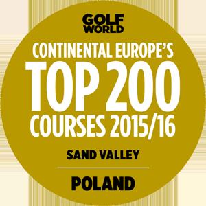 Golf World TOP 200