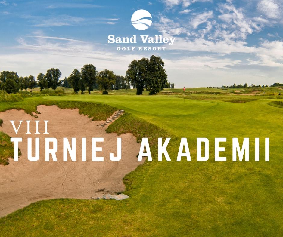 VIII Turniej Akademii Golfa